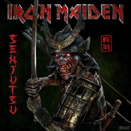Iron Maiden - Senjutsu  3xlp (180g) (Black Vinyl)