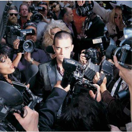 Robbie Williams - Life Thru A Lens LP, Album, RM, 180